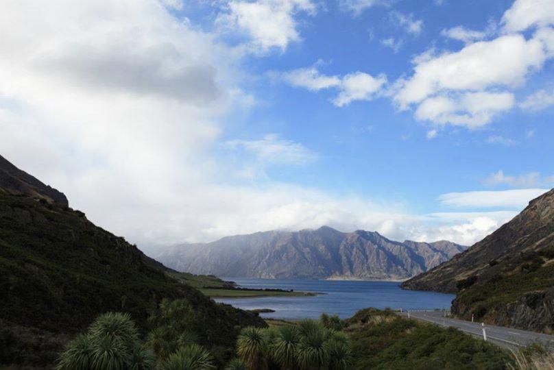 ภูมิประเทศอันน่าอัศจรรย์ของนิวซีแลนด์